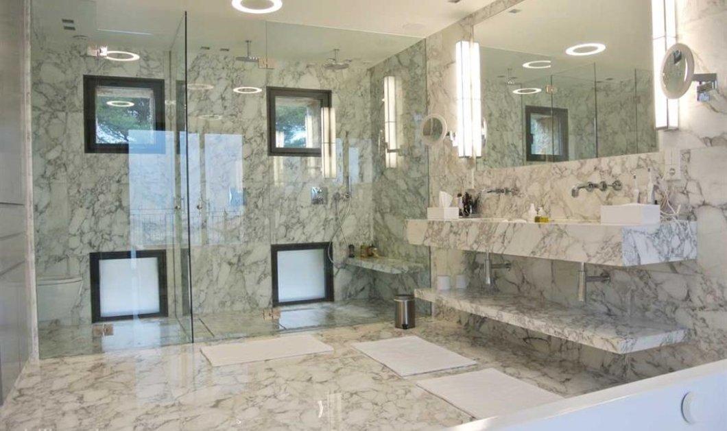 Τα πολυτελέστερα & πιο φευγάτα μπάνια όλων των εποχών: Μάρμαρο & ακριβά δάπεδα (φωτό) - Κυρίως Φωτογραφία - Gallery - Video