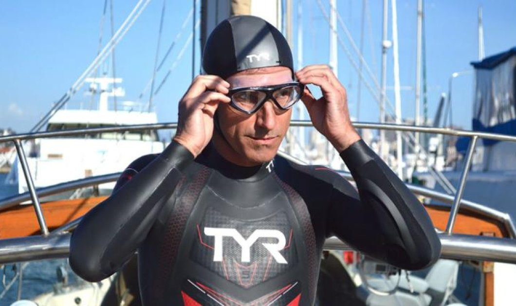 Κολύμπησε στον Ειρηνικό Ωκεανό από την Ιαπωνία ως στην Χαβάη - Έβρισκε πλαστικά σκουπίδια  στην θάλασσα κάθε 3 λεπτά - Κυρίως Φωτογραφία - Gallery - Video