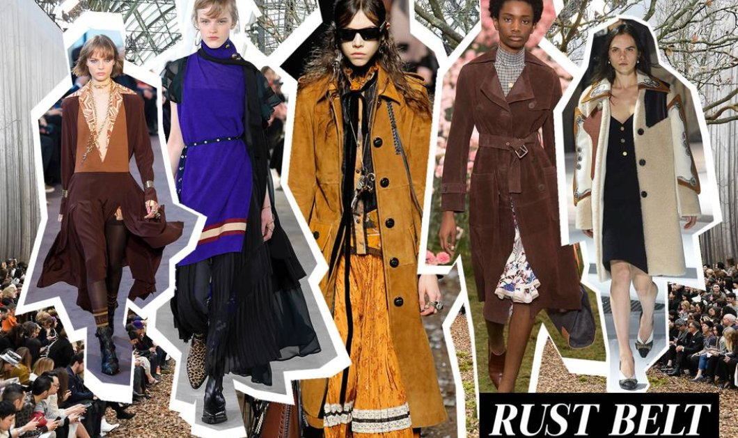 Οι πιο κορυφαίες τάσεις μόδας για τον Χειμώνα 2018 - 2019: Σύνολα που θα ανανεώσουν την ντουλάπα σας - Φώτο   - Κυρίως Φωτογραφία - Gallery - Video