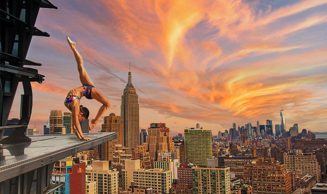 Καλλιτέχνης ταξιδεύει σε όλο τον κόσμο και φωτογραφίζει ανθρώπους που αγαπούν την γιόγκα - Φώτο    - Κυρίως Φωτογραφία - Gallery - Video