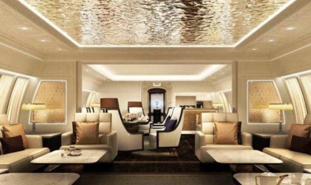 Boeing 777X: Παραμυθένια χλιδή στον αέρα - Αεροσκάφος για βασιλιάδες (φωτό-βίντεο) - Κυρίως Φωτογραφία - Gallery - Video
