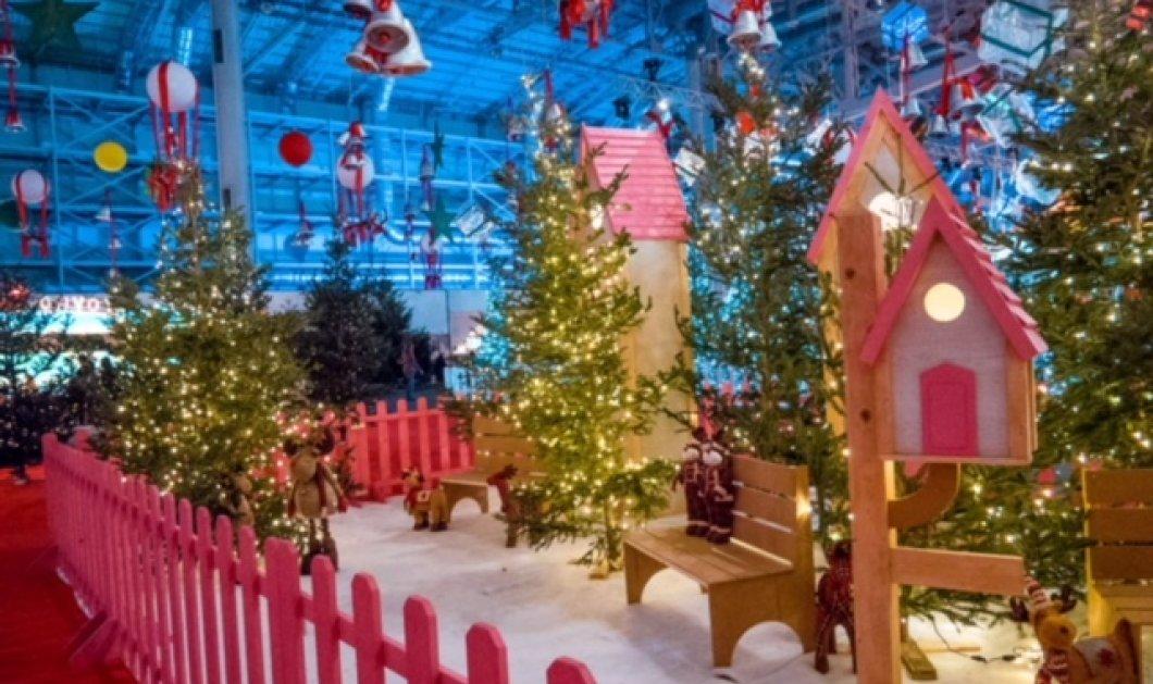 Christmas Fantasy Fun Park and Theater: Αυτά τα Χριστούγεννα το ραντεβού είναι στα νότια προάστια! - Κυρίως Φωτογραφία - Gallery - Video