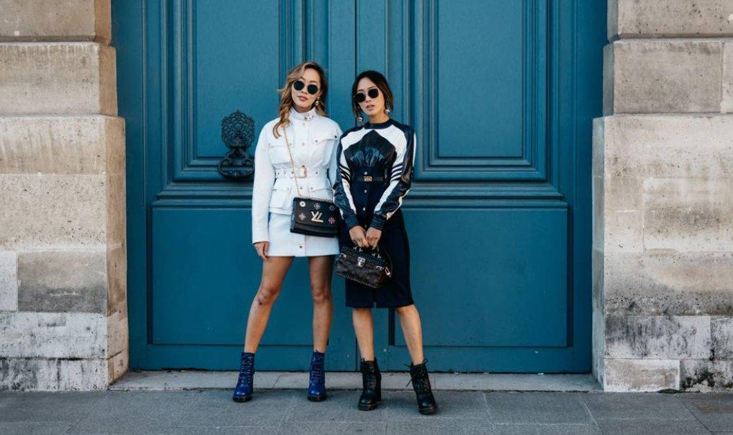 Street Style: Η British Vogue μας παρουσιάζει κλασικές τσάντες που όλες πρέπει να έχουμε στην ντουλάπα μας - Φώτο    - Κυρίως Φωτογραφία - Gallery - Video