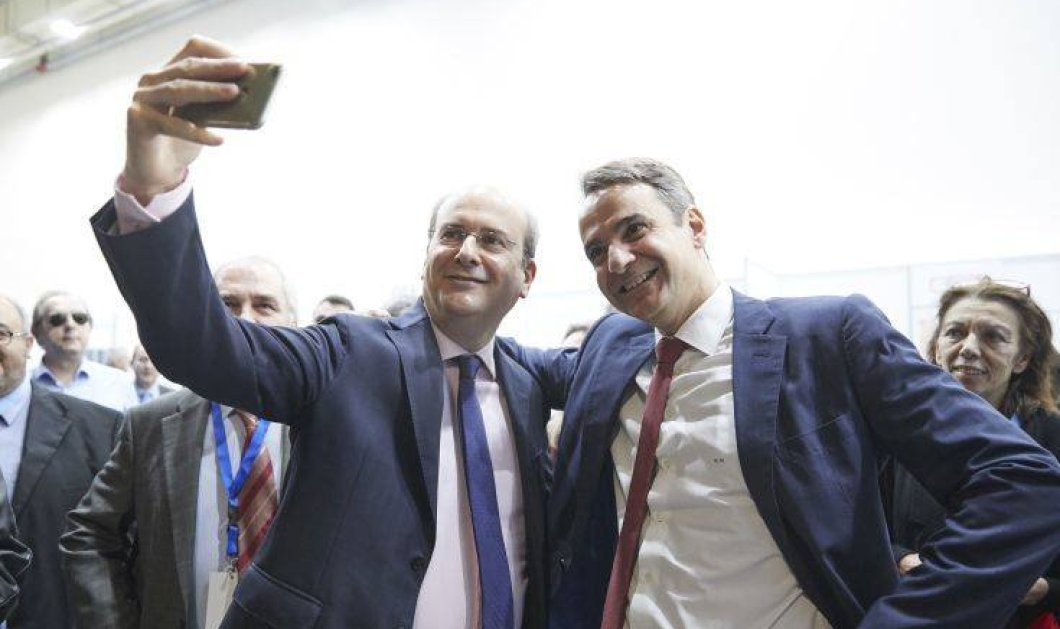 LIVE το Συνέδριο Νέας Δημοκρατίας: Οι selfies τα χαμόγελα και όλες οι εξελίξεις (φωτό)  - Κυρίως Φωτογραφία - Gallery - Video