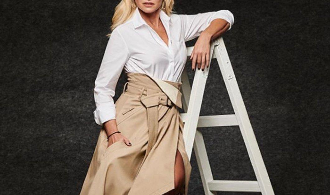 Μια Ελληνίδα παρουσιάστρια πηγή θετικής ενέργειας - Ποια είναι η ξανθιά χαμογελαστή - Κυρίως Φωτογραφία - Gallery - Video
