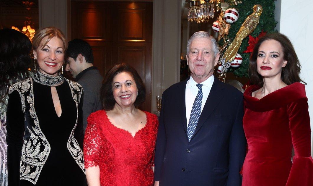 Φιλανθρωπικό δείπνο του Lifeline Hellas με την παρουσία των ΑΒΥ πρίγκιπα Αλέξανδρου και πριγκίπισσας Αικατερίνης    - Κυρίως Φωτογραφία - Gallery - Video