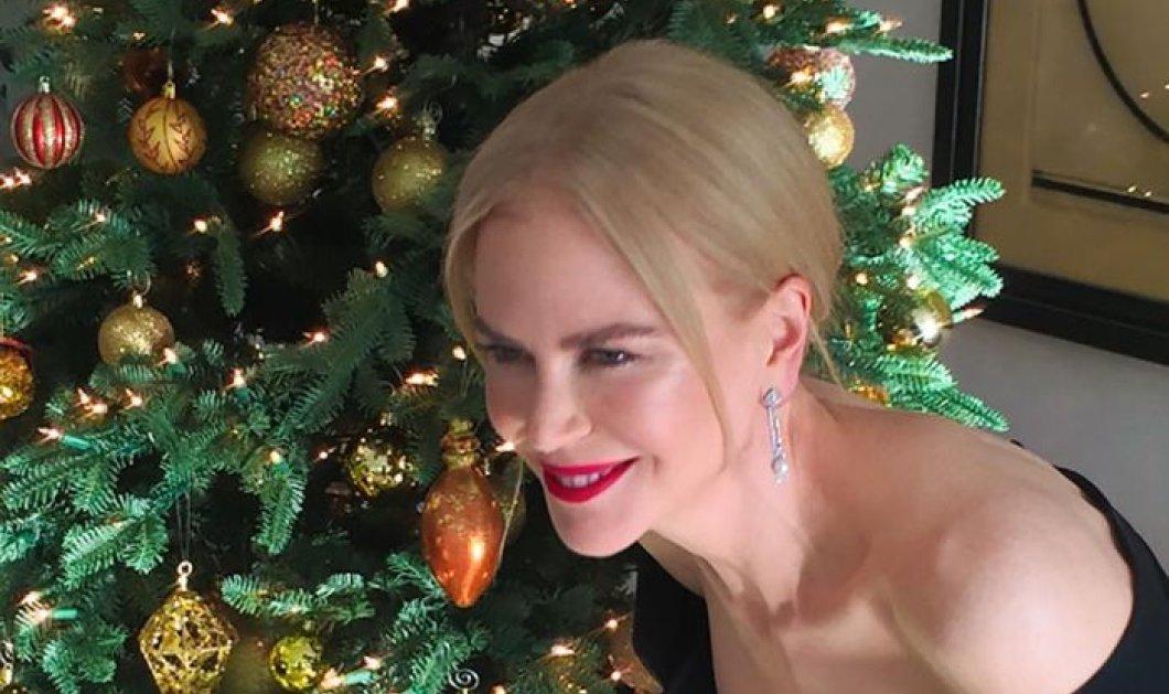 Νικόλ Κίντμαν: Γέλια χαρές & αγκαλιά ζεστή με τον άντρα της -  Έτσι μας εύχεται η διάσημη ηθοποιός - Κυρίως Φωτογραφία - Gallery - Video