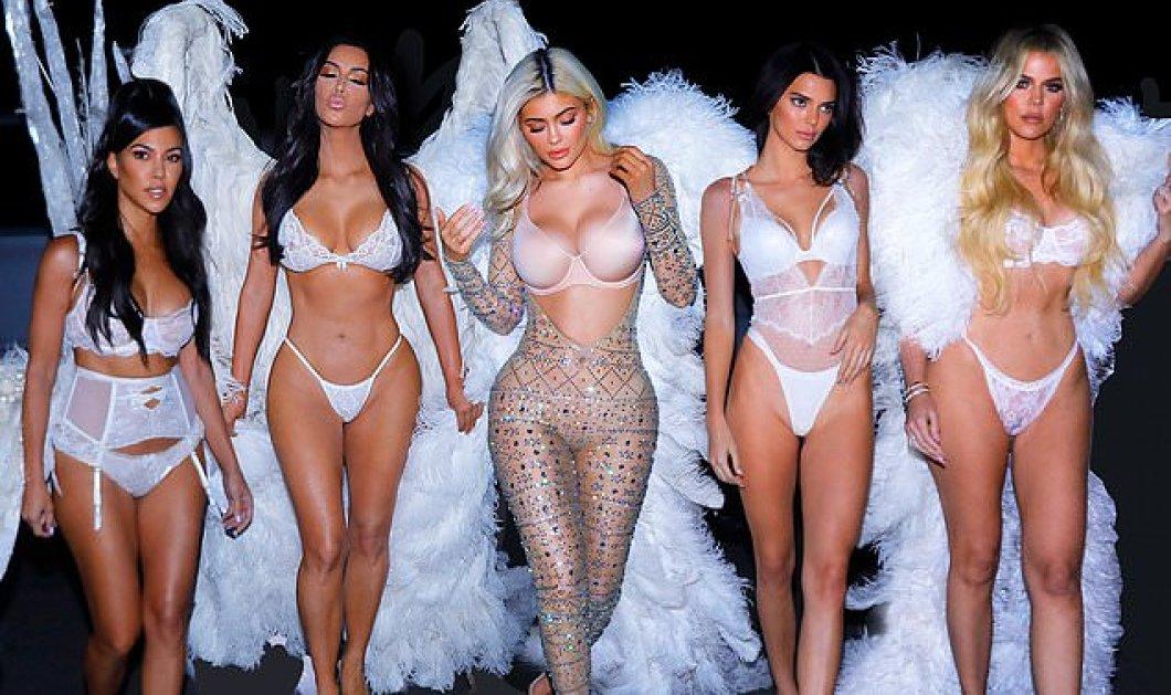 Ανασκόπηση 2018 γυμνών φωτογραφιών της οικογενείας Kardashian - Σε ποιες φωτό γδυθήκαν περισσότερο; - Κυρίως Φωτογραφία - Gallery - Video