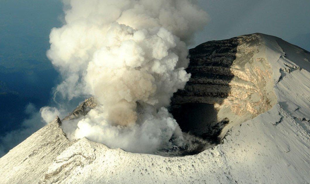 Έκρηξη ηφαιστείου στο Μεξικό: Κόβουν την ανάσα οι εικόνες και τα βίντεο - Κυρίως Φωτογραφία - Gallery - Video