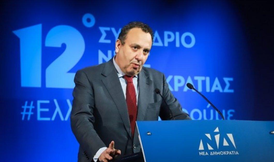 Χρήστος Χωμενίδης: Ο ΣΥΡΙΖΑ είναι η πιο μισαλλόδοξη εκδοχή της αριστεράς που γνώρισε ο τόπος - Κυρίως Φωτογραφία - Gallery - Video
