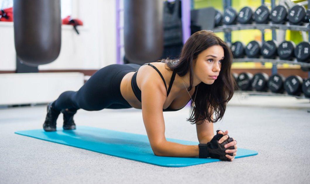 Αυτές είναι οι 10 καλύτερες ασκήσεις που μπορείτε να κάνετε με το βάρος του σώματος σας    - Κυρίως Φωτογραφία - Gallery - Video