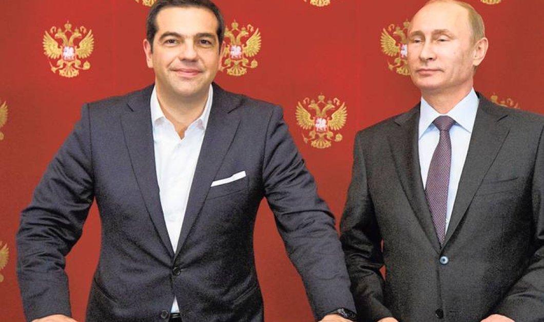 Άρθρο του Γιάννη Καμπουράκη: Η δύσκολη πρωθυπουργική «αποστολή» στη Μόσχα - Πώς θα γεφυρώσει το χάσμα του καλοκαιριού - Κυρίως Φωτογραφία - Gallery - Video