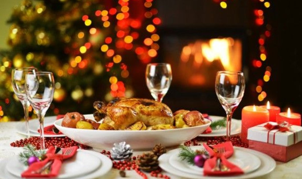 Ώπα μην το παρακάνετε! Χριστουγεννιάτικες Συμβουλές για να μην πάρουμε 3-4 κιλά σε χρόνο DT - Κυρίως Φωτογραφία - Gallery - Video