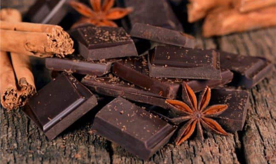 6+1 οφέλη της μαύρης σοκολάτας: Βελτιώνει την υγεία της καρδιάς & προλαμβάνει τον καρκίνο   - Κυρίως Φωτογραφία - Gallery - Video