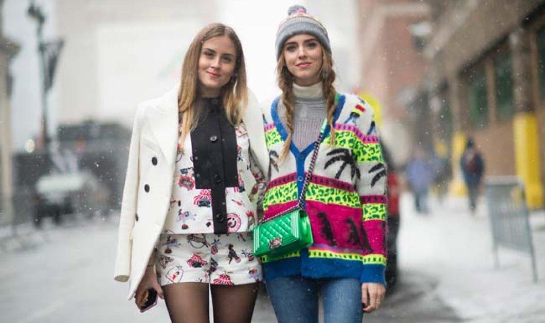 Οι Ιταλίδες αδελφές Φεράνι που θησαυρίζουν ποζάροντας στο Instagram σε Χριστουγεννιάτικο mood & outfits (φωτό) - Κυρίως Φωτογραφία - Gallery - Video
