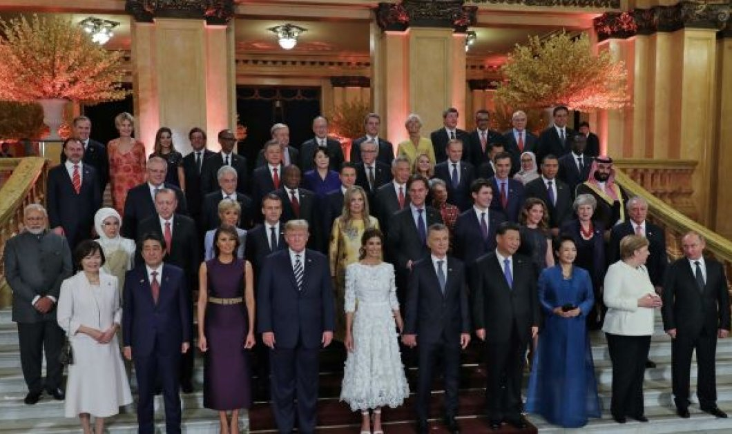 Ανακοινωθέν- G20: Χωρίς καταδίκη του προστατευτισμού - Υποστήριξη στη συμφωνία του Παρισιού για το Κλίμα με εξαίρεση τις ΗΠΑ (φωτό) - Κυρίως Φωτογραφία - Gallery - Video