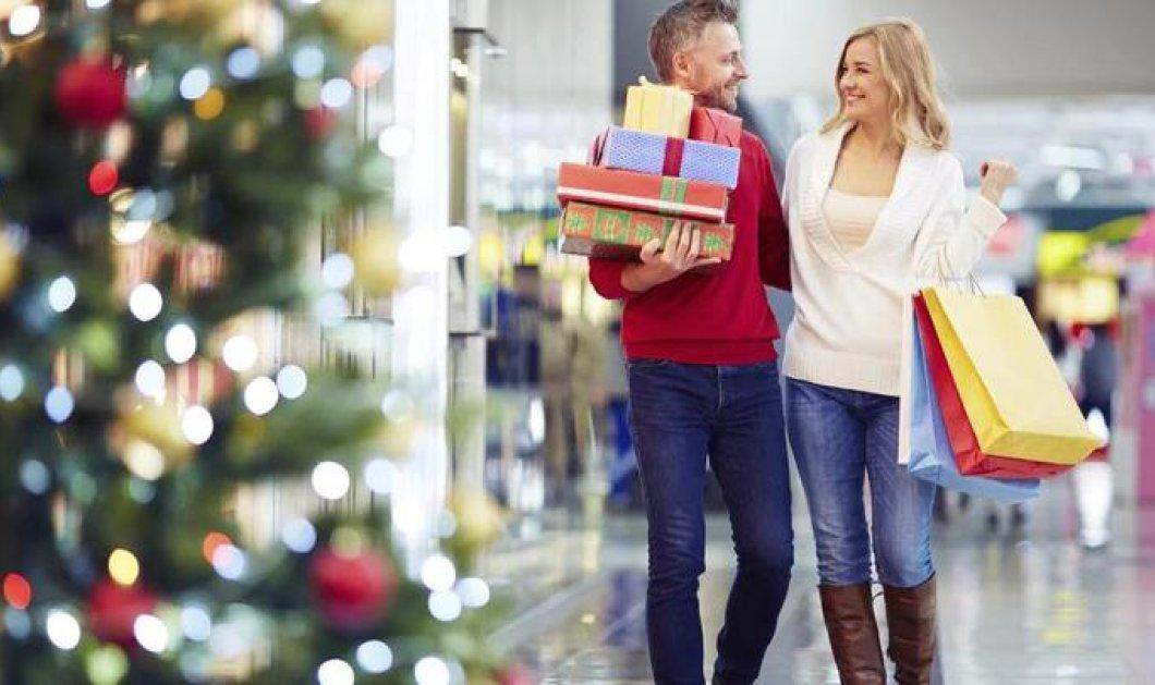 Κυριακάτικο Christmas shopping: Ανοιχτά σήμερα τα καταστήματα - Κυρίως Φωτογραφία - Gallery - Video