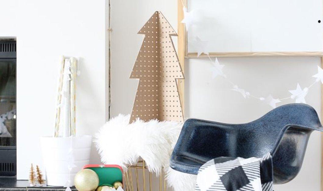 Δείτε τα 10 πιο περίεργα και πρωτότυπα χριστουγεννιάτικα δέντρα - Μπορείτε να τα φτιάξετε μόνοι σας! (Φωτό) - Κυρίως Φωτογραφία - Gallery - Video
