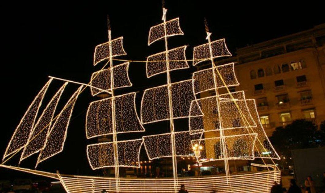 Vintage story: Η ιστορία των Χριστουγεννιάτικων συμβόλων -  Καραβάκι ή δέντρο - Κυρίως Φωτογραφία - Gallery - Video