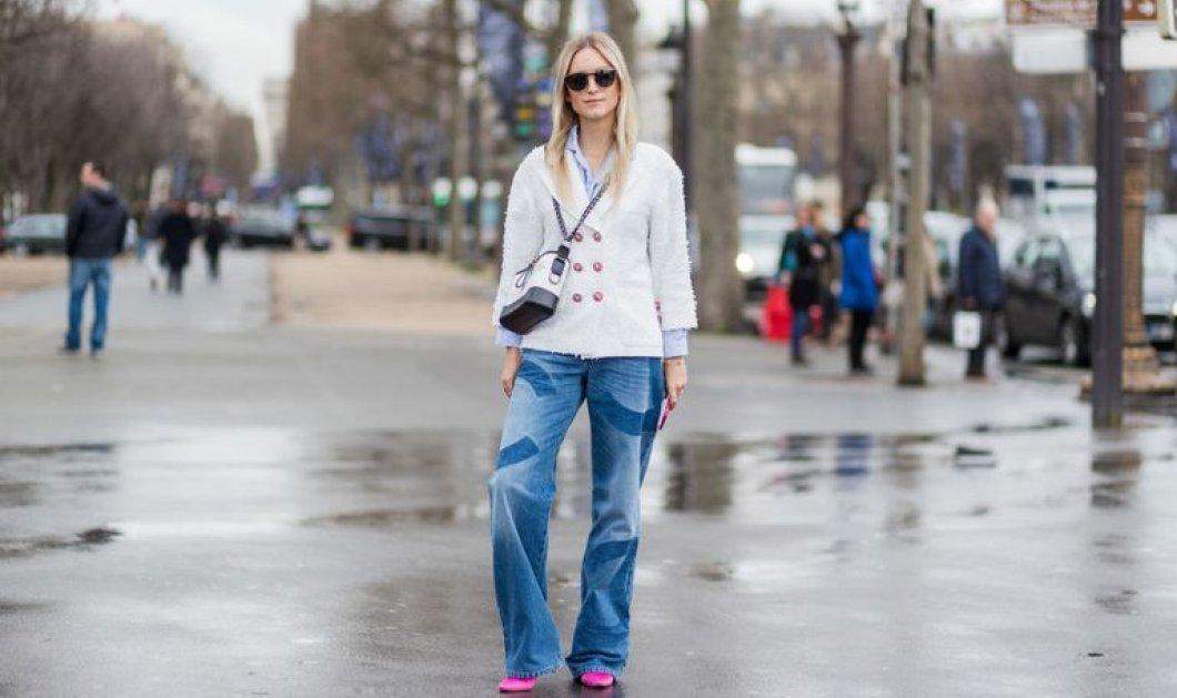 Λευκό πανωφόρι για τον Χειμώνα: Εντυπωσιακές ιδέες για τα το ταιριάξετε τέλεια με τα ρούχα σας - Φώτο   - Κυρίως Φωτογραφία - Gallery - Video