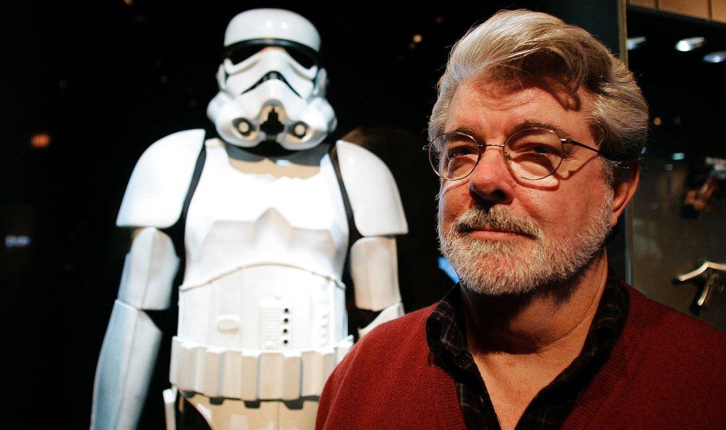 Ο Star Wars Tζορτζ Λούκας, ο πλουσιότερος άνδρας του θεάματος στην Αμερική – Πόσα κερδίζει; - Κυρίως Φωτογραφία - Gallery - Video
