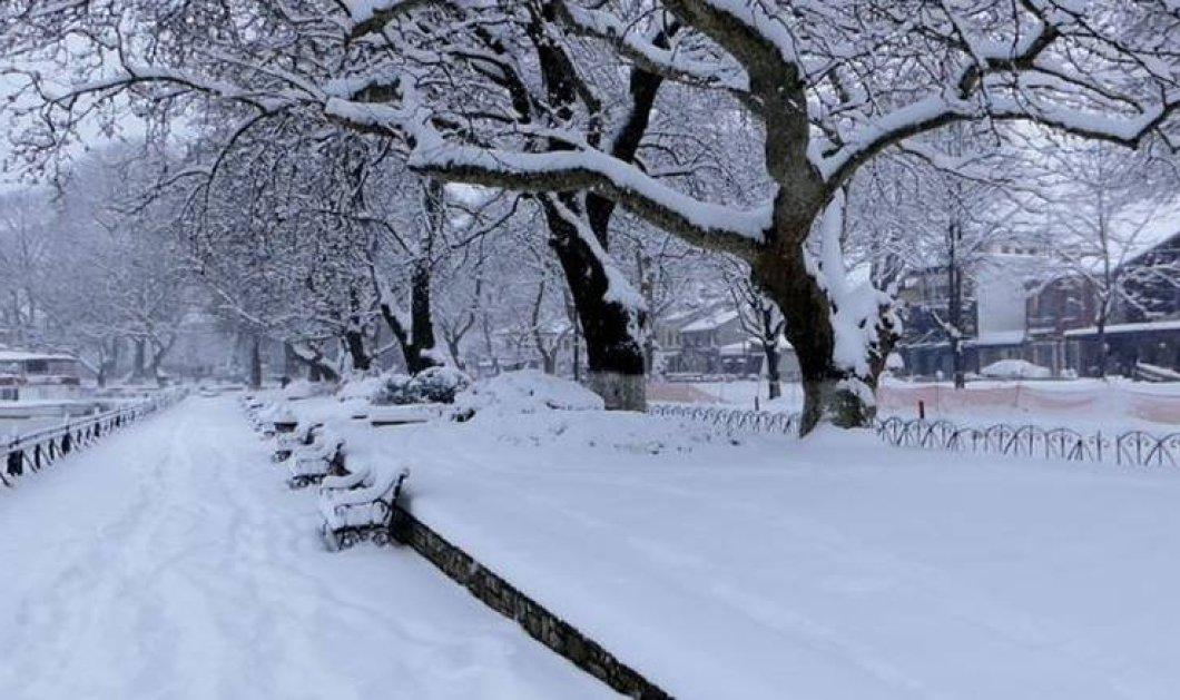 Γιάννης Καλλιάνος: Αλλαγή του καιρού τα Χριστούγεννα - Τσουχτερό κρύο και πτώση της θερμοκρασίας έως και 10 βαθμούς Κελσίου - Κυρίως Φωτογραφία - Gallery - Video