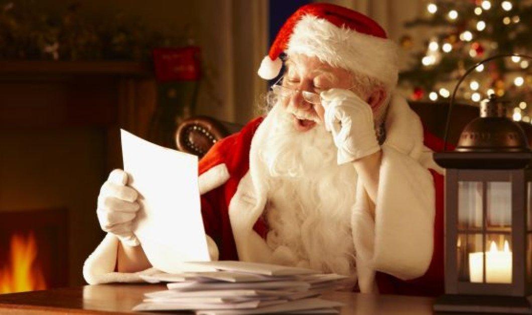 «Γράψε ένα γράμμα στον Άγιο Βασίλη 2018»: Πως οι μικροί  μας φίλους θα γράψουν το τέλειο γράμμα!  - Κυρίως Φωτογραφία - Gallery - Video