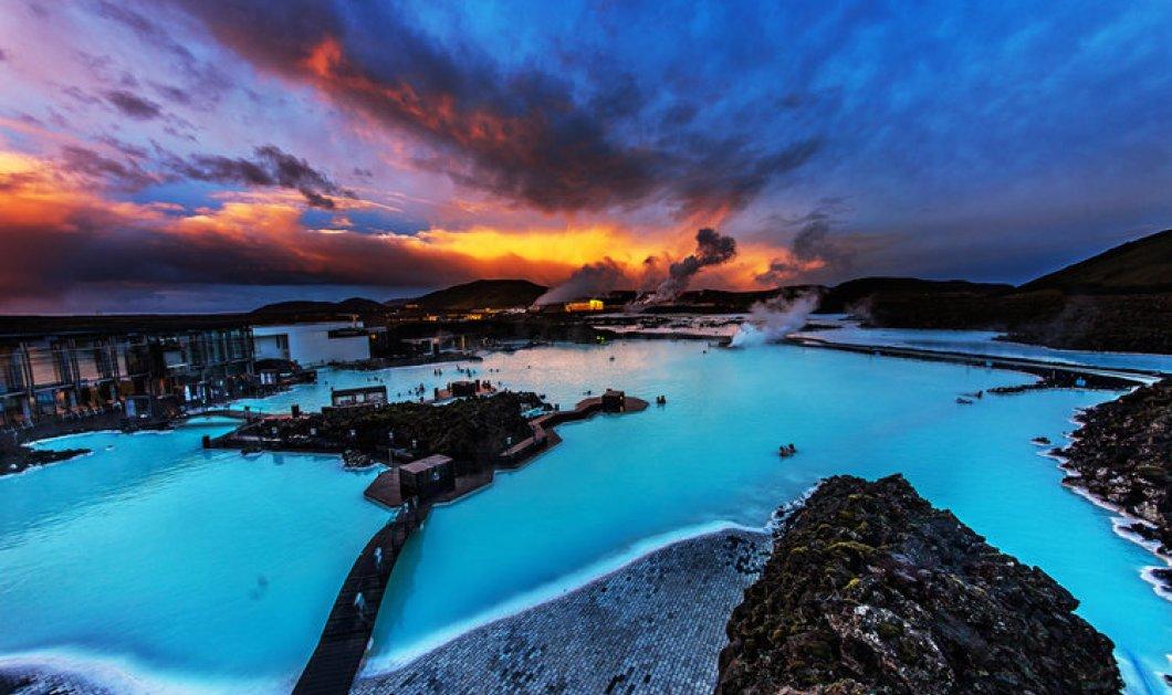 Μοναδικές εικόνες από την Ισλανδία: Η χώρα των πάγων με τις θερμοπηγές και την εξωπραγματική ομορφιά (Φωτό & Βίντεο) - Κυρίως Φωτογραφία - Gallery - Video