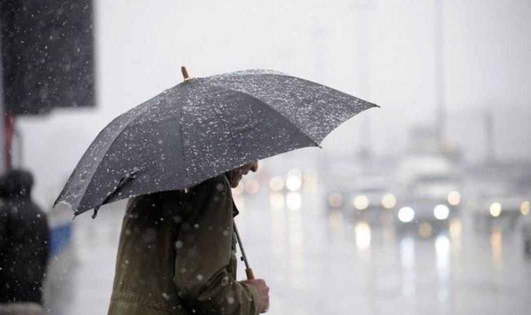 Καιρός: Κρύο με τοπικές βροχές - Που αναμένονται καταιγίδες το βράδυ - Κυρίως Φωτογραφία - Gallery - Video