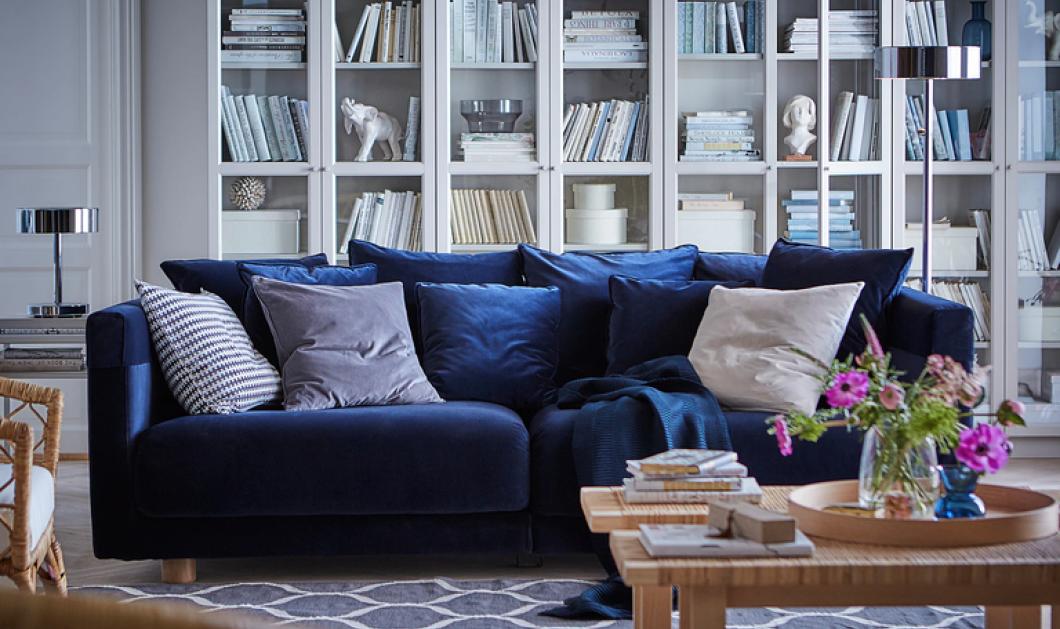 Ανανεώστε το σαλόνι σας: 12 απίστευτοι καναπέδες που καθορίζουν τη λέξη «στιλ» (φωτό) - Κυρίως Φωτογραφία - Gallery - Video