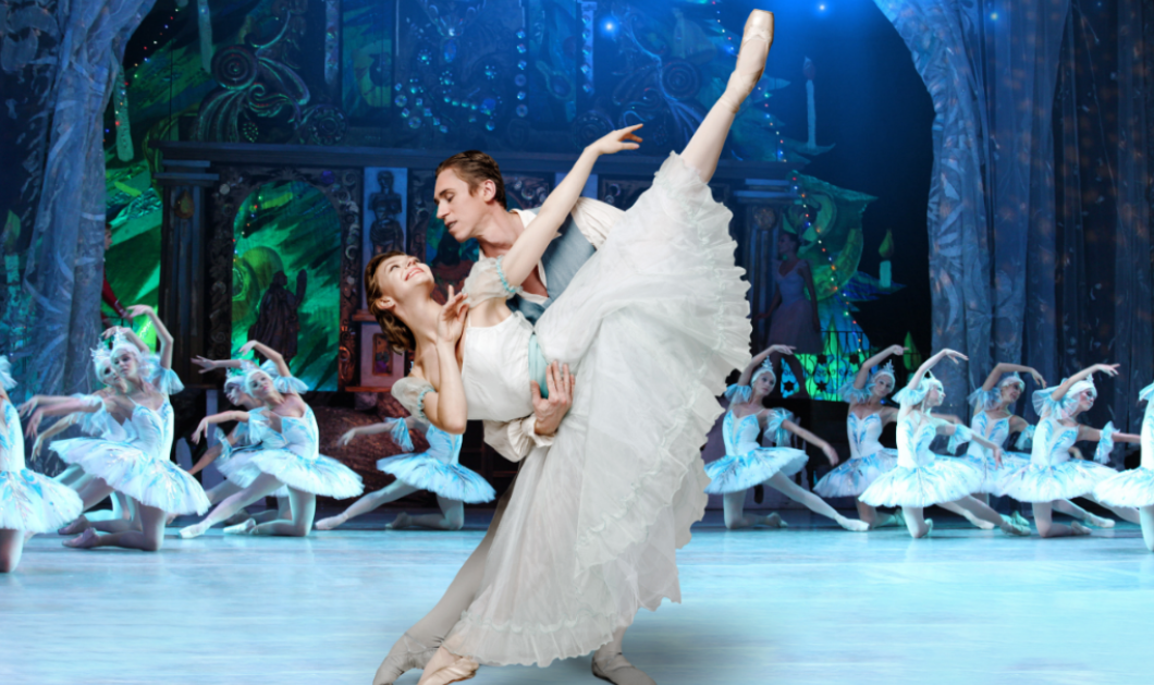 Καρυοθραύστης: Ζήστε την μαγεία του κλασικού μπαλέτου με ζωντανή ορχήστρα! - Κυρίως Φωτογραφία - Gallery - Video
