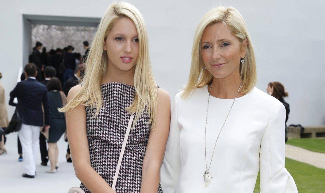 Μαρί Σαντάλ - Μαρία Ολυμπία: Μαμά και κόρη ποζάρουν σαν top models (φωτό) - Κυρίως Φωτογραφία - Gallery - Video