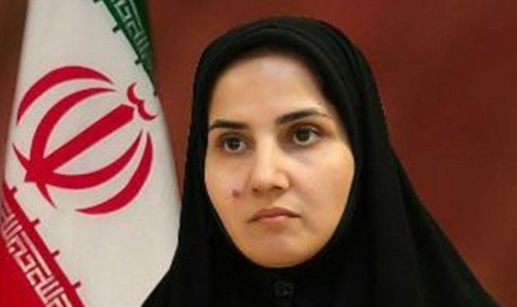 Λαγιά Τζονεϊντί: Η γυναίκα που ανέβηκε στην πολιτική ελίτ του Ιράν και τα βάζει με τον Τραμπ - Κυρίως Φωτογραφία - Gallery - Video