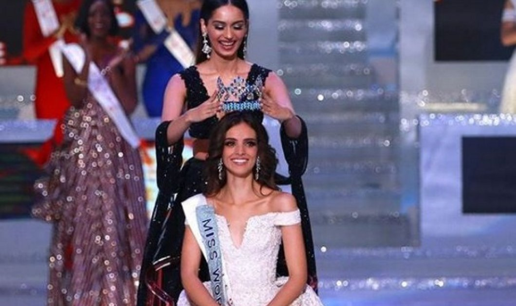 Top Woman η Μεξικανή Vanessa Ponce De Leon που στέφθηκε «Μις Κόσμος 2018» - Έχει πλούσια φιλανθρωπική δράση (Φωτό & Βίντεο) - Κυρίως Φωτογραφία - Gallery - Video