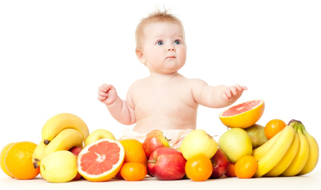 Αυτή είναι η σωστή και υγιεινή διατροφή για τα μωρά σας - Σημαντικό το σύμπλεγμα των βιταμινών Β - Κυρίως Φωτογραφία - Gallery - Video