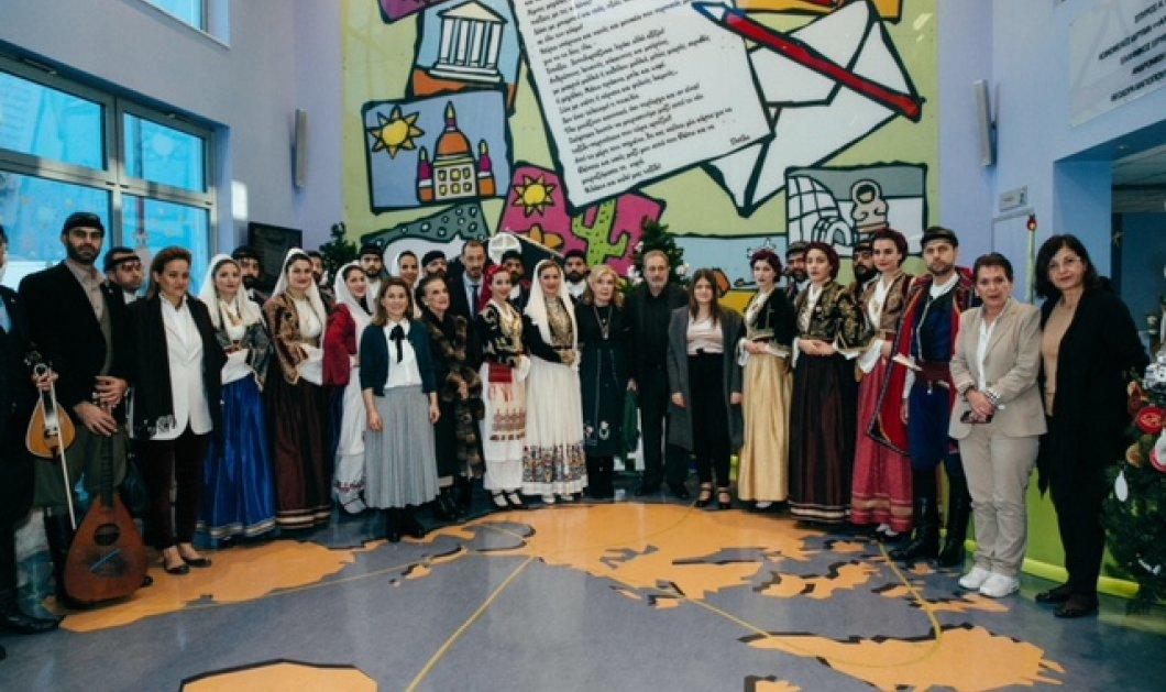Ο Όμιλος Βρακοφόρων Κρήτης στο πλευρό των παιδιών της Ογκολογικής Μονάδας Παίδων  - Κυρίως Φωτογραφία - Gallery - Video