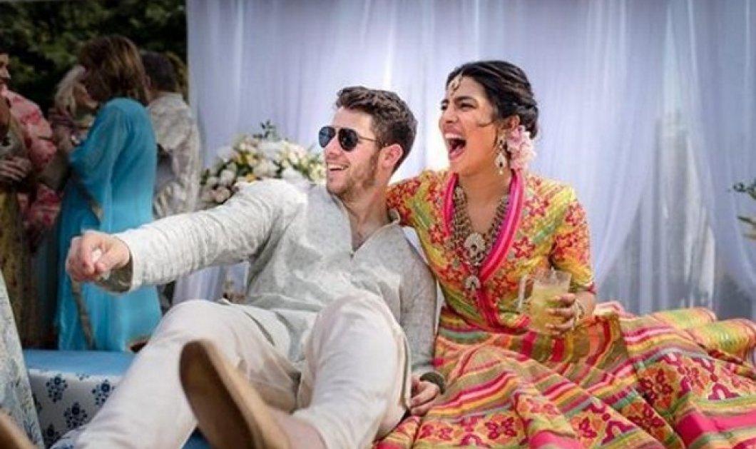 Ο γάμος α λα Bollywood της Priyanka Chopra: Ό,τι πιο φαντασμαγορικό έχετε δει - Χίλιες και μία νύχτες (Φωτό & Βίντεο) - Κυρίως Φωτογραφία - Gallery - Video