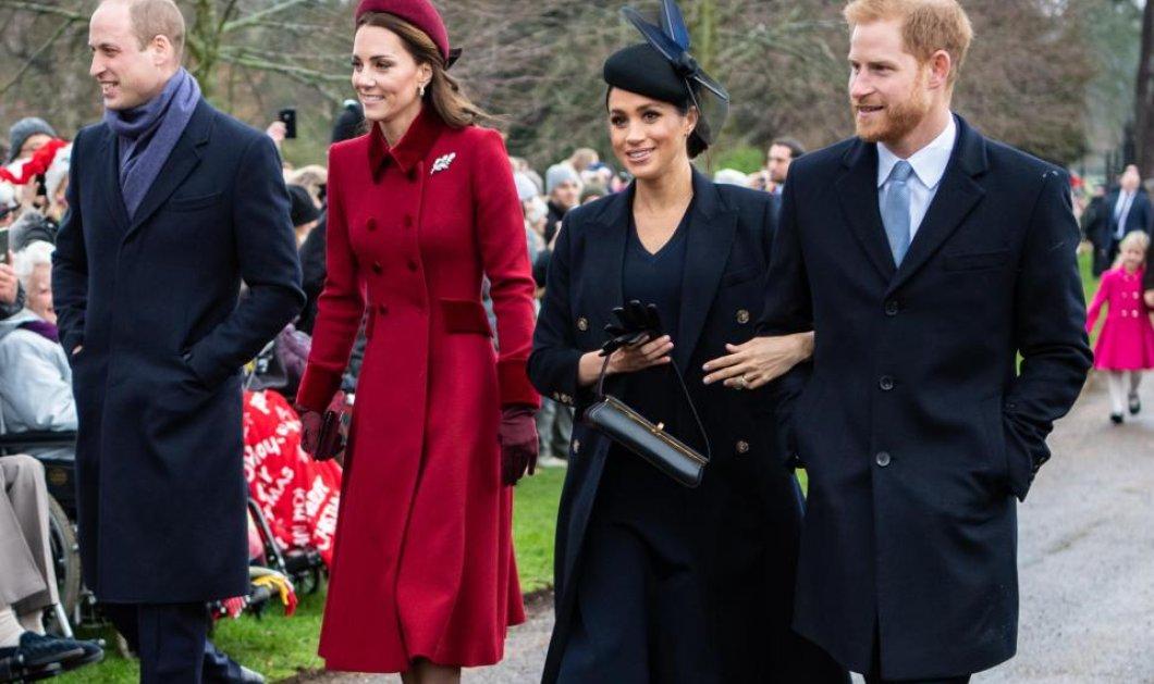 Κέιτ Μίντλετον και Μέγκαν Μαρκλ τα βρήκαν ύστερα από απαίτηση της Βασίλισσας - Όλο το παρασκήνιο (Φωτό) - Κυρίως Φωτογραφία - Gallery - Video
