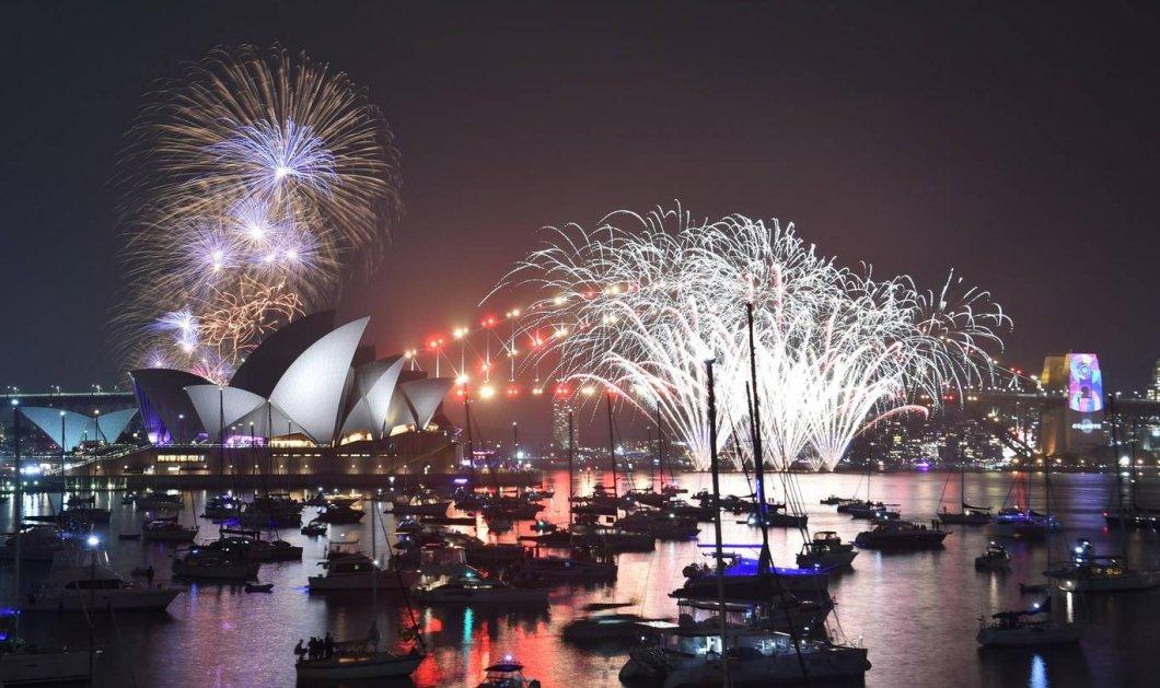 Η Νέα Ζηλανδία υποδέχτηκε το 2019! (φωτό & βίντεο)  - Κυρίως Φωτογραφία - Gallery - Video