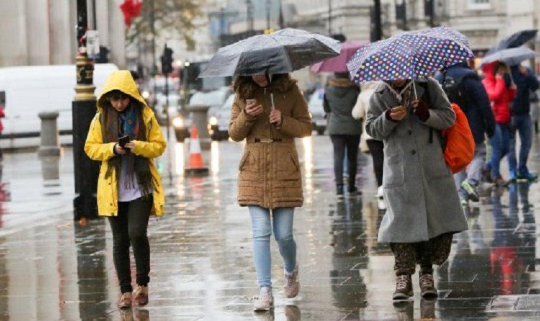Καιρός: Κυριακή με βροχές και καταιγίδες - Που θα χιονίσει - Κυρίως Φωτογραφία - Gallery - Video