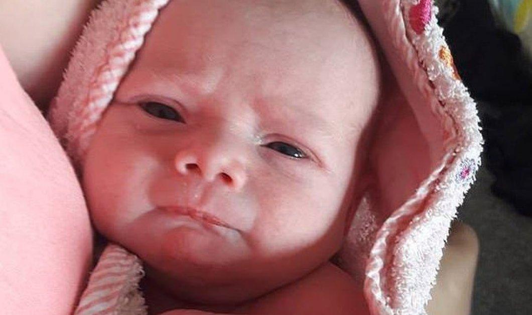 Το φιλί συγγενών με έρπη σε νεογέννητο κόστισε την ζωή του: Απαρηγόρητοι οι γονείς (φωτό &  βίντεο) - Κυρίως Φωτογραφία - Gallery - Video