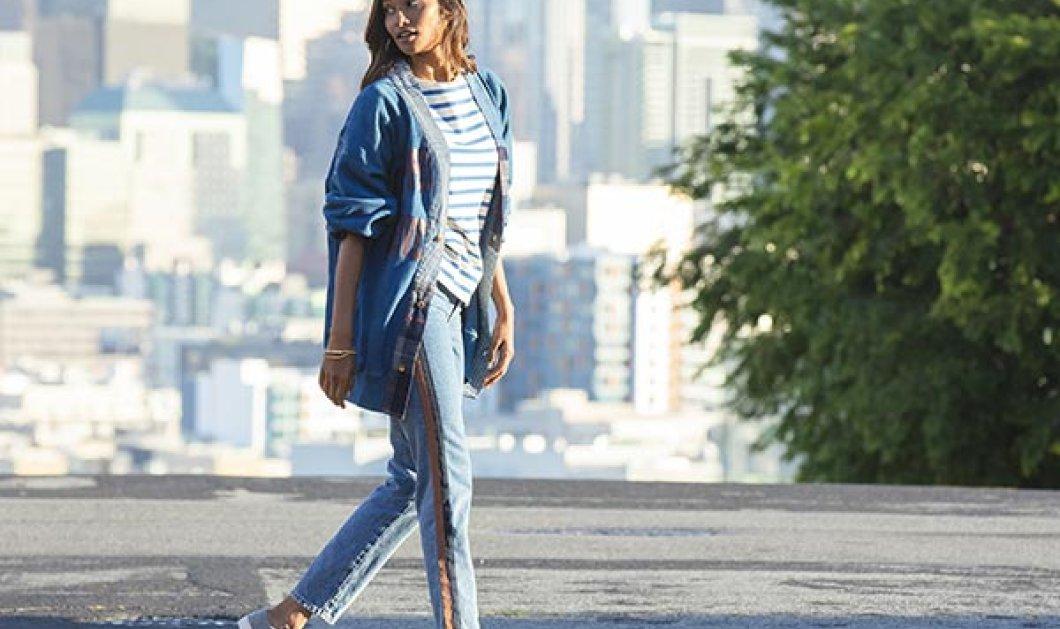 Ντύσου απλά   μοδάτα  25 ιδέες για το πως να φορέσεις τα sneakers σου - fcf736999ab