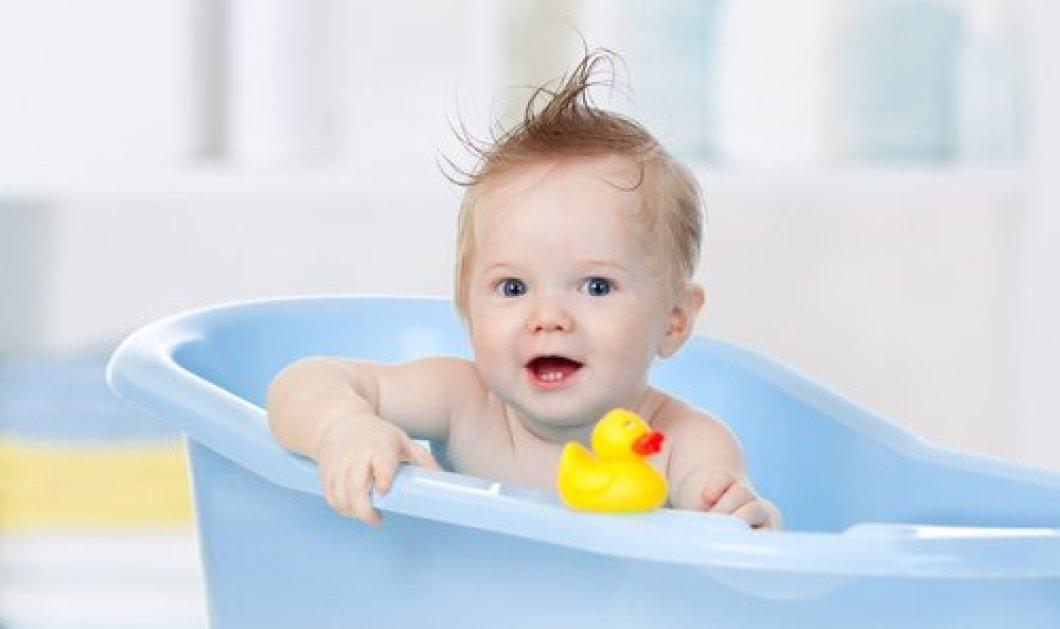 Πως μπορείτε να μετατρέψετε το μπάνιο του μωρού σας σε παιδότοπο; Να ο τρόπος!    - Κυρίως Φωτογραφία - Gallery - Video
