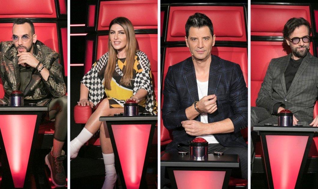 «The Voice»: Αυτοί είναι οι 8 φιναλίστ - Η Έλενα Παπαρίζου έχει τους περισσότερους παίκτες στον τελικό (Βίντεο) - Κυρίως Φωτογραφία - Gallery - Video