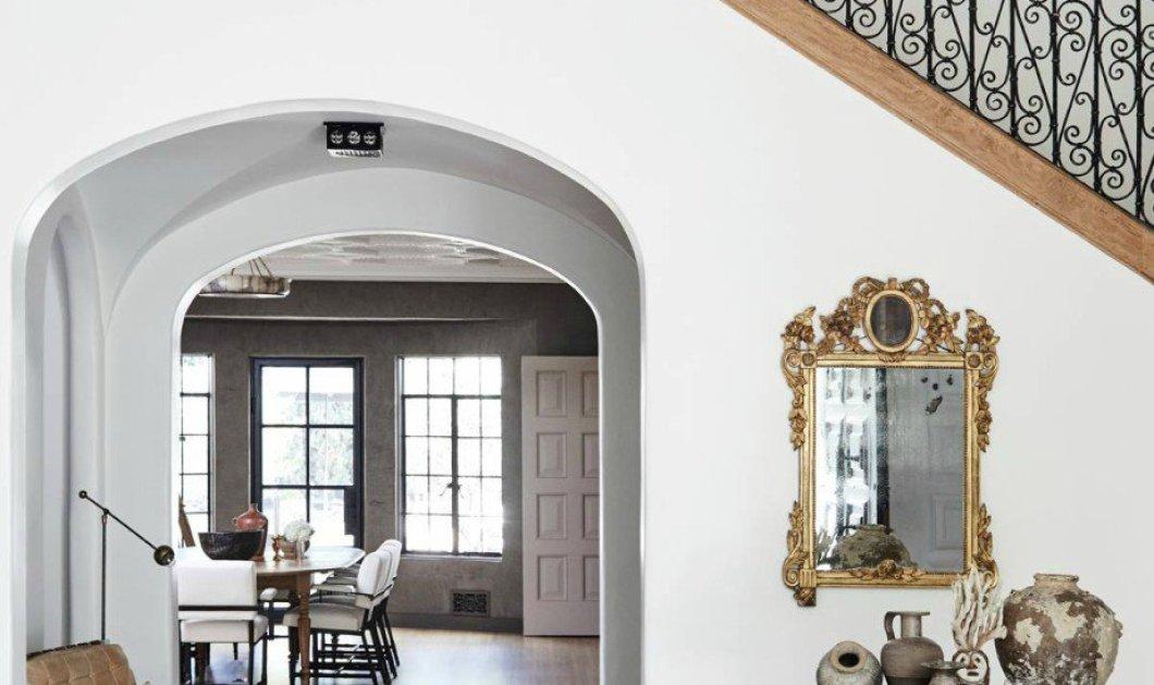 Οι διασημότεροι διακοσμητές της Αμερικής ανοίγουν το υπέροχο σπίτι τους στο Los Angeles - Φώτο  - Κυρίως Φωτογραφία - Gallery - Video