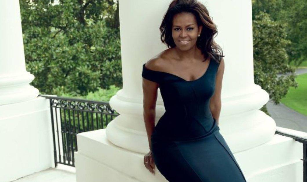 Μισέλ Ομπάμα: Η γυναίκα που θαυμάζουν περισσότερο από κάθε άλλη – Eκθρόνισε την Χίλαρι Κλίντον - Κυρίως Φωτογραφία - Gallery - Video