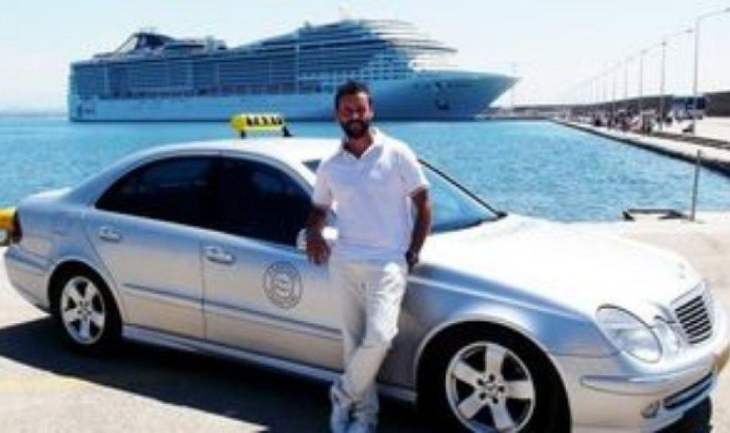 Good News: Ο οδηγός ταξί που  από την Ακαδημία Αθηνών - Έσωσε μια γυναίκα και μιλά για την υπέροχη πράξη του (φωτό) - Κυρίως Φωτογραφία - Gallery - Video