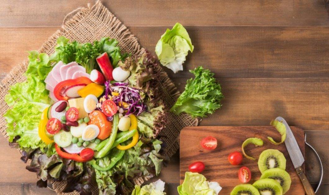Νέα μελέτη αποκαλύπτει: Πως η μεσογειακή διατροφή μειώνει τον καρδιαγγειακό κίνδυνο    - Κυρίως Φωτογραφία - Gallery - Video