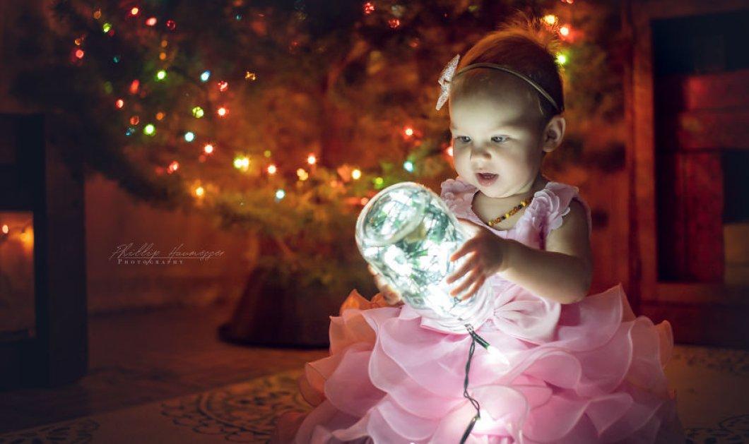 Χριστούγεννα: Καλλιτέχνης δημιουργεί μια γιορτινή συλλογή με φωτογραφίες που θα σας γεμίσει ζεστασιά    - Κυρίως Φωτογραφία - Gallery - Video