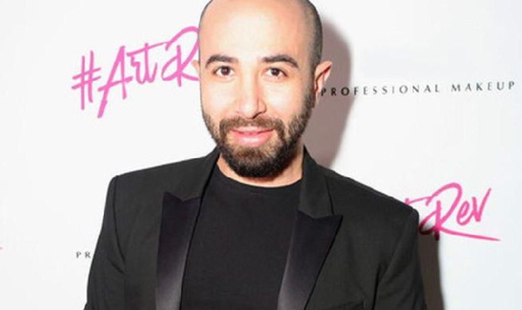 Ο διάσημος μακιγιέρ Samer Khouzami μεταμορφώνει μεσήλικη γυναίκα σε... μια ντίβα! (βίντεο) - Κυρίως Φωτογραφία - Gallery - Video